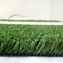 High Density Good Straight Green Pista de tenis Grass
