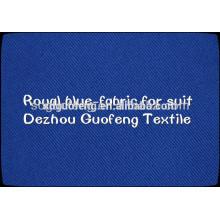 Tecido de sarja 100% algodão C 16 * 16 100 * 56 57/58 'tingimento para sua necessidade 2/1 240 GSM
