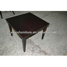 Mesa de café de madeira durável à venda XY0833