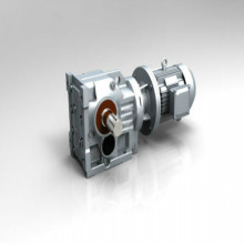 K Series 90 Degree Gearbox Compact Motor