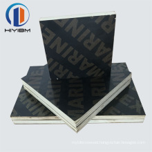 HIYI black phenolic film faced plywood price