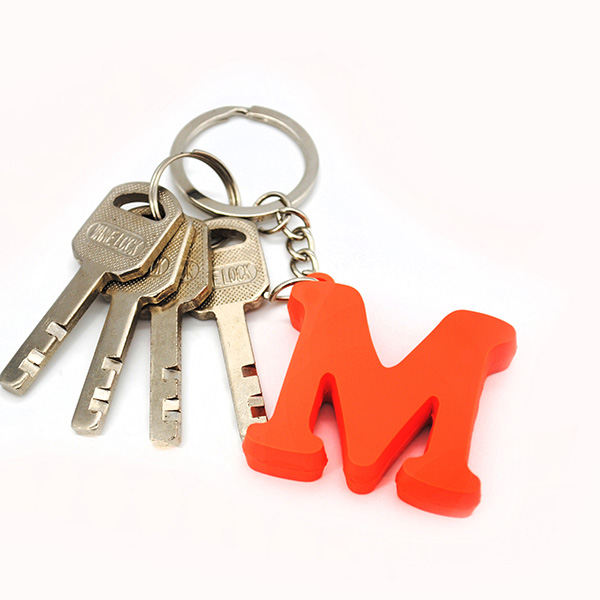 NEW Custom Handmade Soft PVC Keychains