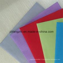 Tissu de haute qualité de tissu de T / C 65/35 45 * 45 110 * 76 Tc Pocketing de tissu