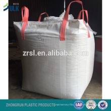 FIBC bag ,PP woven bag .with capacity 4000IBS , duffle top and closed bottom for scraps