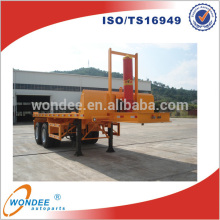 Container Tipping Lifting 20 Feet Container Truck Trailer