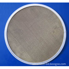 Stainless Steel Wire Mesh Filter Disc Filter Elements (YB-17)