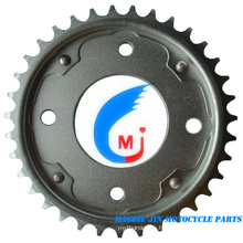 Motorcycle Parts Rear Sprocket for Motorcycle CT100