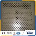 перфорированные металлические плиты, декоративные металлические листы, перфорированные металлические сетки решетка динамиков