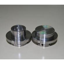 Componentes de acero inoxidable Fabricación de precisión de pequeño volumen