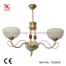 The latest Golden Hanging Lamp for home decoration