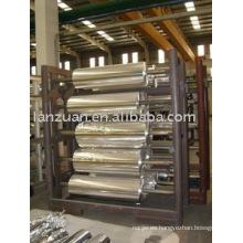 papel de aluminio para envolver