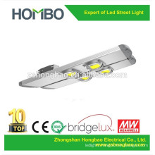 high power aluminum IP65 chinese manufactured led street light retrofit with 3 years warranty