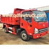 Faw Light Dumper Truck/ Dumper
