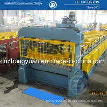 Lange Span Aluminium-Dachblech-Umformmaschine
