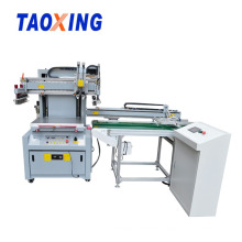AutoTake Off PVC Film Silk Screen Printing Machine