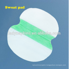 hot-seller disposable sweat absorbent pad, sweat pads underarm pads in summer