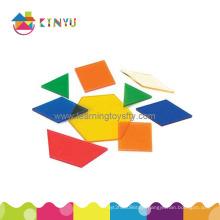 Overhead Pattern Blocks/Plastic Puzzles (K050)