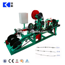 CS-C Auto Twist Barbed Wire Weaving Machine