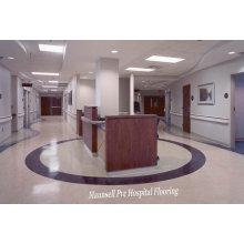 Высокое качество крен больницы / медицинские полов с 2мм