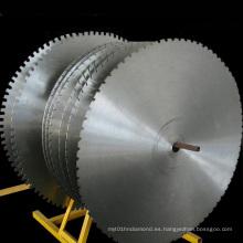 Discos de acero de hoja de sierra de diamante: núcleo en blanco