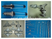 Insulated Suspension Clamp/ABC Suspension Clamp Assembly