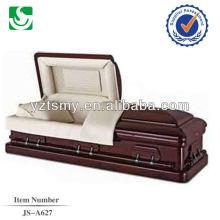 JS-A627 montagem de caixão de madeira