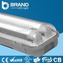 Venda quente 1200mm 2ft 18w T8 Habitação Ip65 Trip-proof Light Fixture