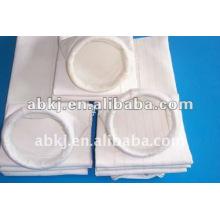 Étanche à l'eau + Étanche à l'huile + sac de filtre de polyester antistatique / sac filtrant de polyester de preuve de l'eau