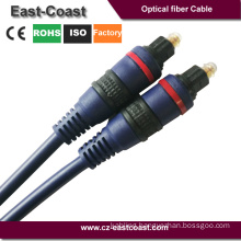 Optical Fiber Toslink Cable wire for TV DVD Receiver