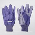 Леди сад хлопок рабочие перчатки -2621