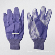Lady′s Garden Cotton Working Glove -2621