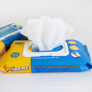 Plant Extract Gentle Cleaning Non-Alcohol Wet Wipes