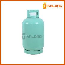 Cylindre à gaz à faible pression et gaz à effet de serre pour l'Afrique