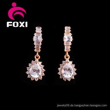 Neue Mode 2016 Neueste Gold Ohrring Designs