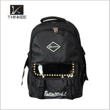 Mochila escolar, mochilas de design novo, mochila de laptop preço barato em estoques
