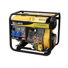 5kw Electric Start Power Diesel Generator Set (DG5000E)