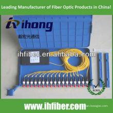 1 * 16 fc / upc fiber optical plc splitter