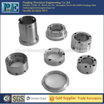 custom cnc machining ss304 parts