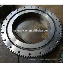 Top Exporter Tornamesa Rodamiento 121 Turntable Worm Gear