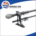 New designs popular wrought Iron Curtain Rod wholesale