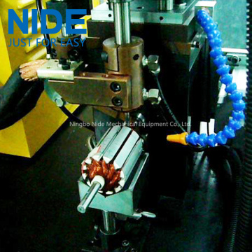 Miyachi Controller Armature Commutator Fusing Machine