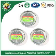 Alle Arten von Aluminiumfolie Containern zum Verpacken von Lebensmitteln