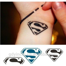 Customized little fresh design fake tattoo sticker for daily use items