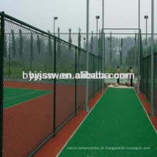 Garden Fence / Rhomus Wire Mesh / Cheap Chain Link Fencing