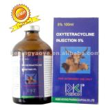 Oxytetracycline 5% Injection 100ml