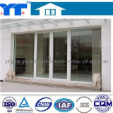 French Door in Swing design with UPVC/PVC profile