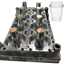Customized Disposable Cups Molding Injection Thin Wall Container Mould Drinking Plastic Cup Mold