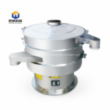 circular chestnut powder almond powder vibrating sifter