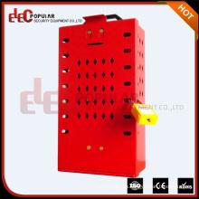 Elecpopular pulverizador de acero de acero OEM montado en la pared y múltiples agujeros de bloqueo de la caja