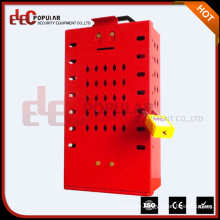 Elecpopular OEM Steel Spray Powder Wall Mounted And Portable Multiple Holes Lock Box